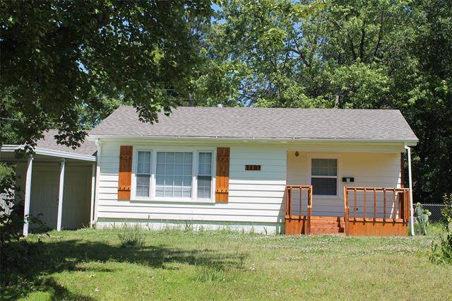 1110 Franklin Road, Mcalester, OK 74501 (MLS #2018337) :: Hopper Group at RE/MAX Results