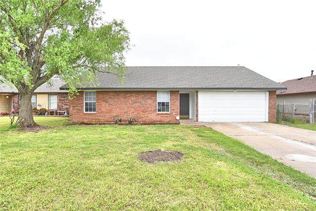 9712 N 43rd East Avenue, Sperry, OK 74073 (MLS #2018364) :: Hopper Group at RE/MAX Results