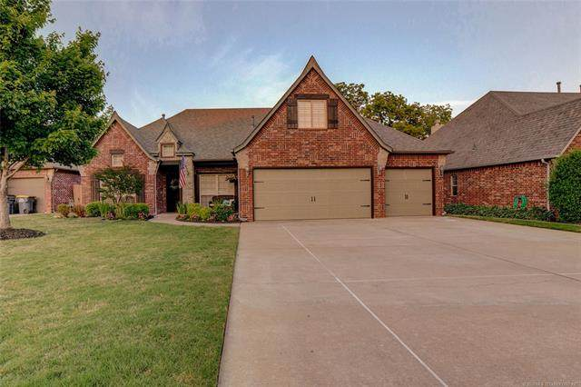 10815 S Kennedy Street, Jenks, OK 74037 (MLS #2018399) :: Hopper Group at RE/MAX Results