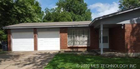 1603 S 127th Avenue E, Tulsa, OK 74128 (MLS #2018434) :: Hometown Home & Ranch