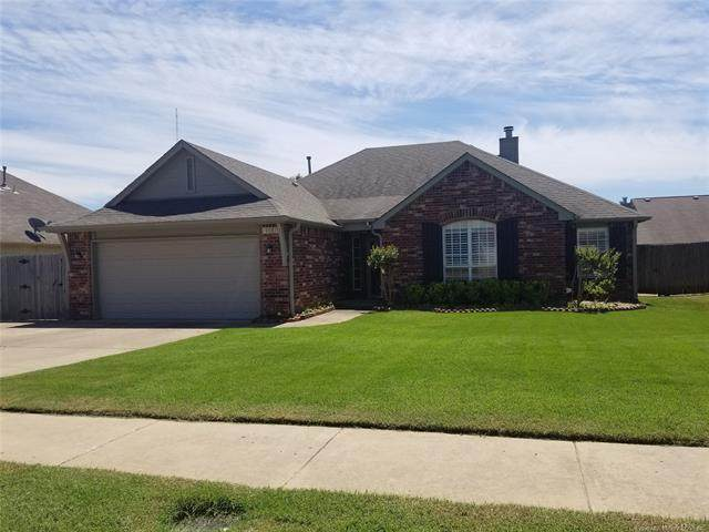 10316 E 115th Place S, Bixby, OK 74008 (MLS #2018460) :: 918HomeTeam - KW Realty Preferred