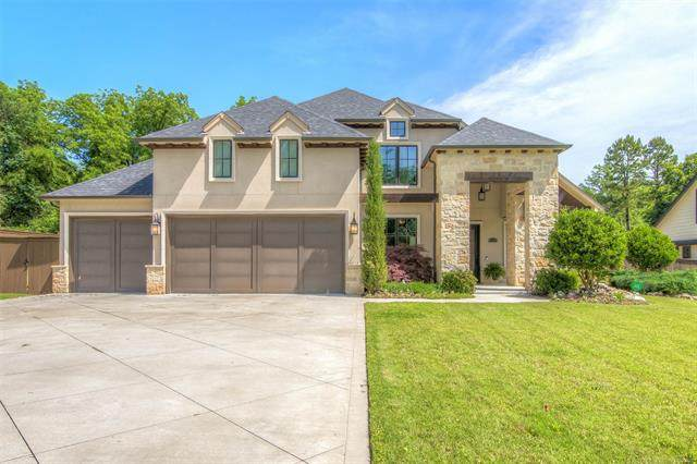 2733 E 49th Street, Tulsa, OK 74105 (MLS #2018476) :: 918HomeTeam - KW Realty Preferred