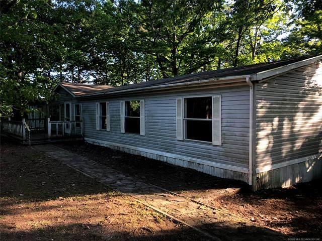 1666 Cedar Ridge Drive, Kansas, OK 74347 (MLS #2018482) :: 918HomeTeam - KW Realty Preferred