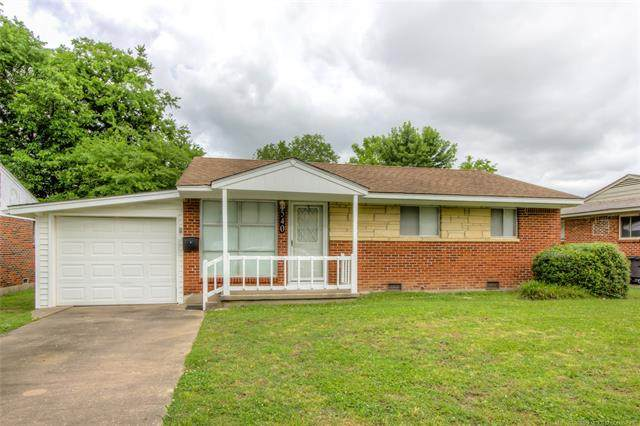 540 SE Greystone Avenue, Bartlesville, OK 74006 (MLS #2018558) :: Hopper Group at RE/MAX Results