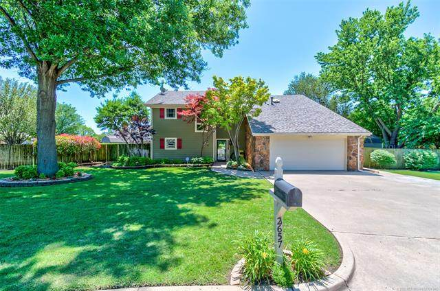2657 SE Williamsburg Drive, Bartlesville, OK 74006 (MLS #2018594) :: Hopper Group at RE/MAX Results