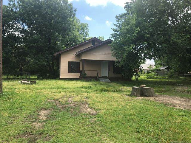 308 E Taliaferro, Madill, OK 73446 (MLS #2018599) :: 918HomeTeam - KW Realty Preferred