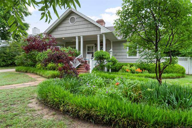 1446 Valley Road, Bartlesville, OK 74003 (MLS #2018625) :: Hopper Group at RE/MAX Results