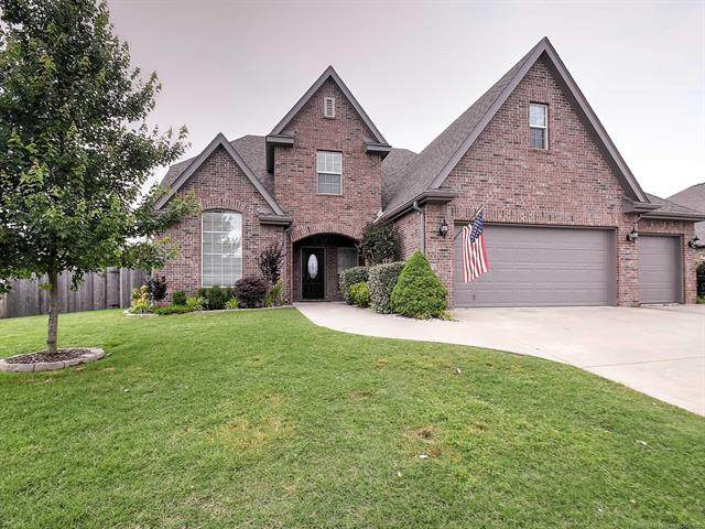 111 Prairie Ridge Court, Bartlesville, OK 74006 (MLS #2018635) :: Hopper Group at RE/MAX Results
