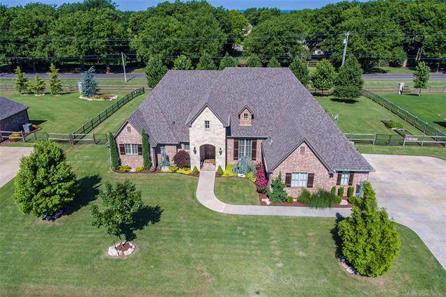 6950 N 194th East Avenue, Owasso, OK 74055 (MLS #2018661) :: Hopper Group at RE/MAX Results
