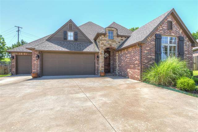 11017 S Irving Street, Jenks, OK 74037 (MLS #2018719) :: Hopper Group at RE/MAX Results
