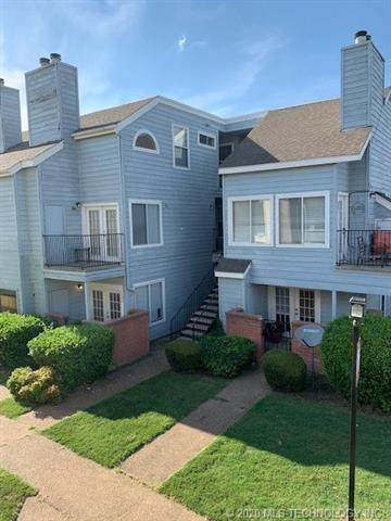 6663 S Victor Avenue H209, Tulsa, OK 74136 (MLS #2018761) :: 918HomeTeam - KW Realty Preferred