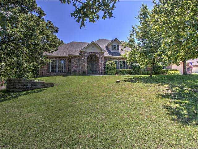 15745 N 102nd East Avenue, Collinsville, OK 74021 (MLS #2018771) :: Hopper Group at RE/MAX Results