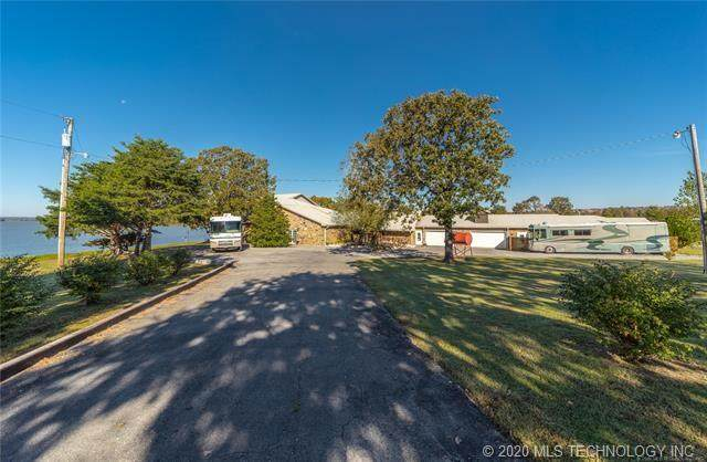 1121 Swan Road, Mcalester, OK 74501 (MLS #2018801) :: Hopper Group at RE/MAX Results