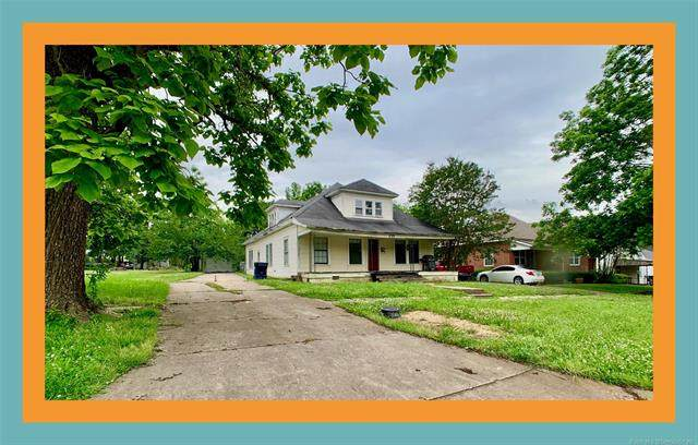 215 W 16th Street, Ada, OK 74820 (MLS #2018814) :: 580 Realty