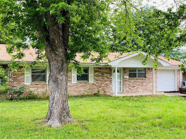 2023 N 12th Street, Mcalester, OK 74501 (MLS #2018899) :: Hopper Group at RE/MAX Results