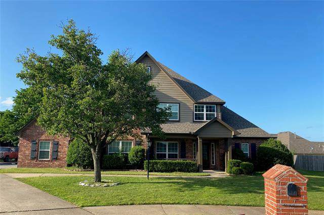13905 E 88th Court North, Owasso, OK 74055 (MLS #2018936) :: Hopper Group at RE/MAX Results