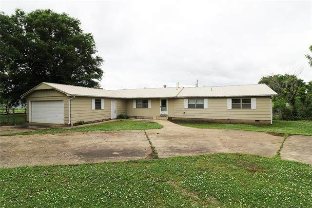 207 W 2nd Street, Wynona, OK 74084 (MLS #2018952) :: Hopper Group at RE/MAX Results