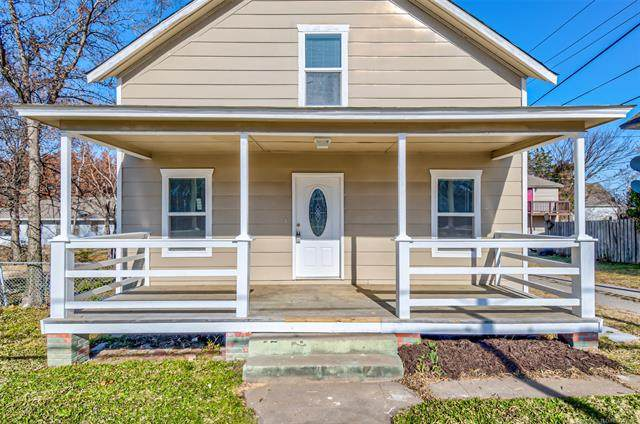 312 W 10th Street, Bartlesville, OK 74003 (MLS #2018976) :: Hopper Group at RE/MAX Results