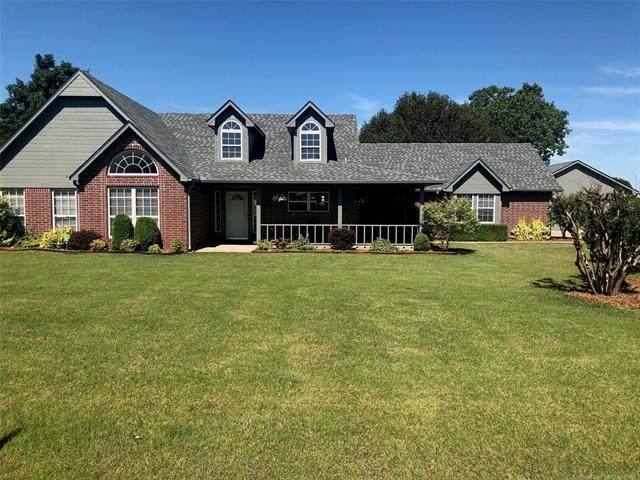 11662 N 156th East Avenue, Collinsville, OK 74021 (MLS #2019005) :: Hopper Group at RE/MAX Results
