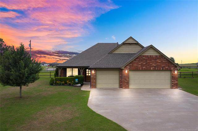 13618 N 59th East Avenue, Collinsville, OK 74021 (MLS #2019037) :: Hopper Group at RE/MAX Results
