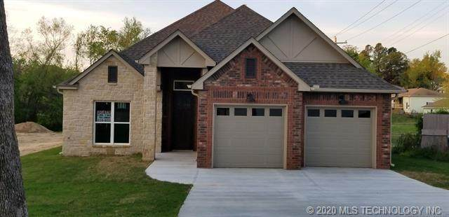 1514 E Mcleod East Avenue, Sapulpa, OK 74066 (MLS #2019102) :: 918HomeTeam - KW Realty Preferred