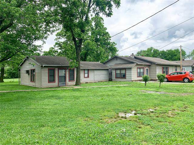 2184 State Line Road, Watts, OK 74964 (MLS #2019107) :: RE/MAX T-town