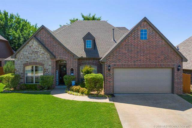 11006 S Irving Street, Jenks, OK 74037 (MLS #2019108) :: Hopper Group at RE/MAX Results