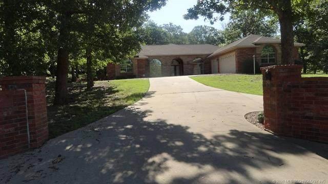 68 Bridlewood Drive, Mead, OK 73449 (MLS #2019115) :: Active Real Estate