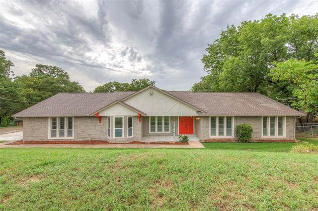 9333 S 33rd West Avenue, Jenks, OK 74132 (MLS #2019133) :: Hopper Group at RE/MAX Results