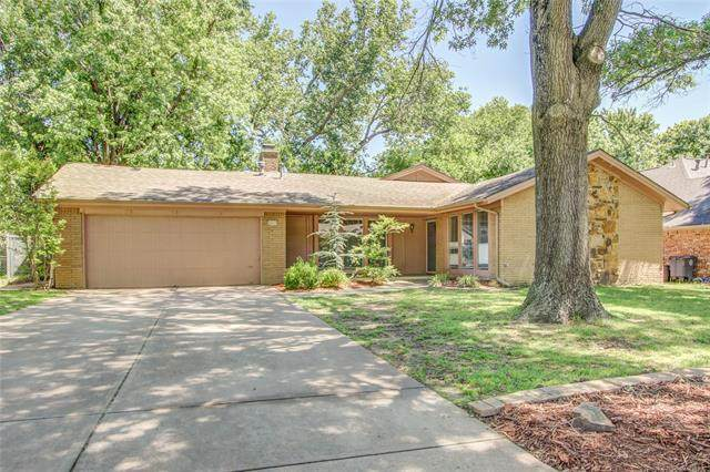6825 E 75th Street, Tulsa, OK 74133 (MLS #2019183) :: Hopper Group at RE/MAX Results