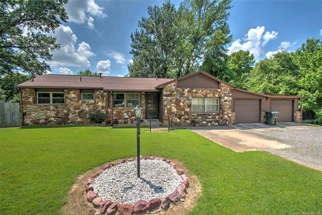 1309 N 48th Street, Muskogee, OK 74401 (MLS #2019187) :: Active Real Estate