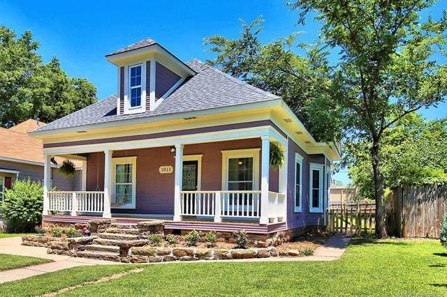 1011 E Lee Avenue, Sapulpa, OK 74066 (MLS #2019197) :: 918HomeTeam - KW Realty Preferred