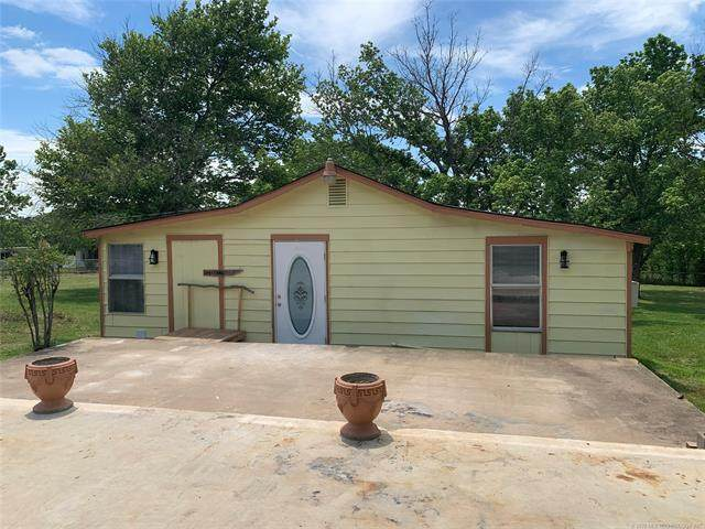 1171 N Ranchette, Mead, OK 73449 (MLS #2019296) :: Active Real Estate