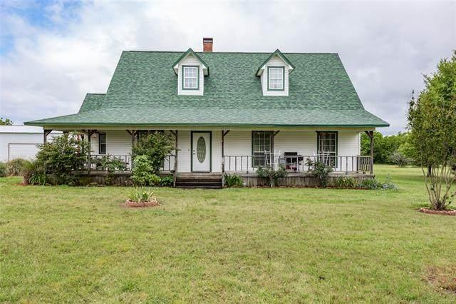 38706 County Road 1570, Coalgate, OK 74538 (MLS #2019334) :: 918HomeTeam - KW Realty Preferred
