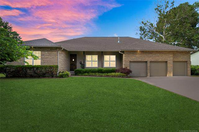 3164 E 38th Street, Tulsa, OK 74105 (MLS #2019349) :: 918HomeTeam - KW Realty Preferred