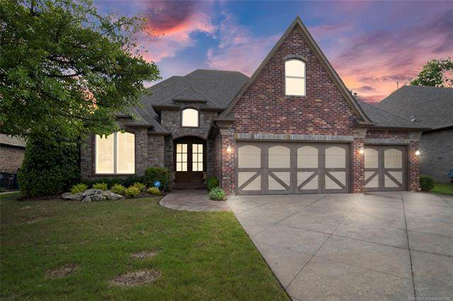 7726 S Indian Avenue, Tulsa, OK 74132 (MLS #2019383) :: Active Real Estate