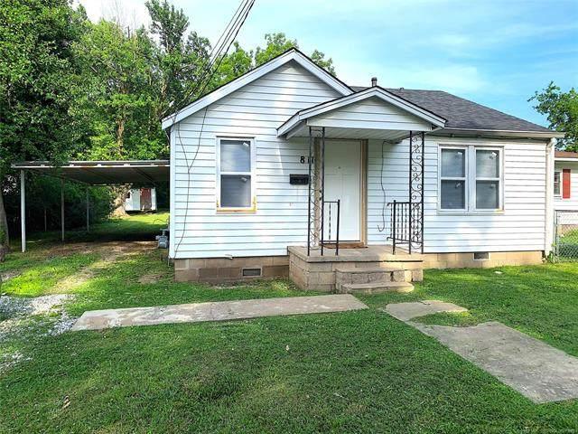 811 N Cedar Avenue, Broken Arrow, OK 74012 (MLS #2019511) :: 918HomeTeam - KW Realty Preferred