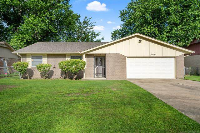 3110 S 115th East Avenue, Tulsa, OK 74146 (MLS #2019532) :: 918HomeTeam - KW Realty Preferred