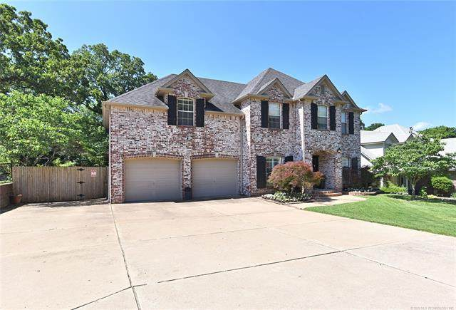 508 W 34th Street, Sand Springs, OK 74063 (MLS #2019675) :: Hopper Group at RE/MAX Results