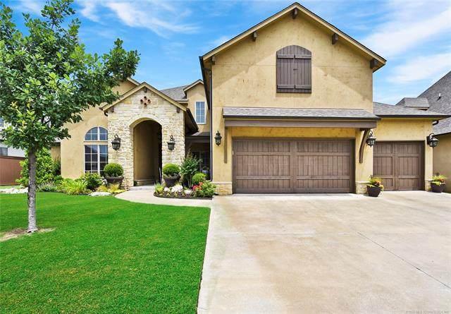 9545 E 108th Street, Tulsa, OK 74133 (MLS #2019676) :: 918HomeTeam - KW Realty Preferred