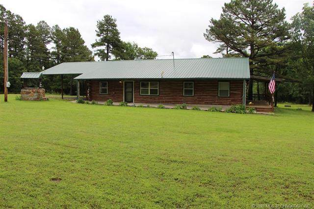 5106 W 1188th Road, Red Oak, OK 74563 (MLS #2019994) :: Active Real Estate