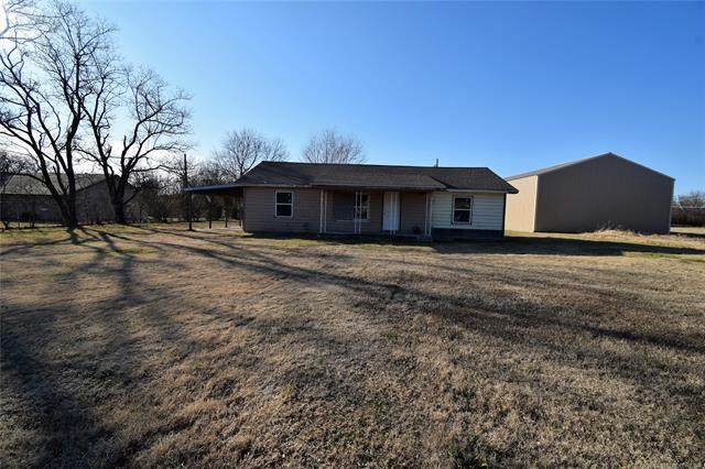 507 S Saltwell Street, Salina, OK 74365 (MLS #2020000) :: Hopper Group at RE/MAX Results