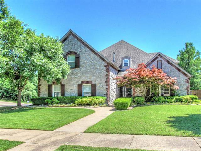 8718 E 101st Place E, Tulsa, OK 74133 (MLS #2020008) :: Active Real Estate