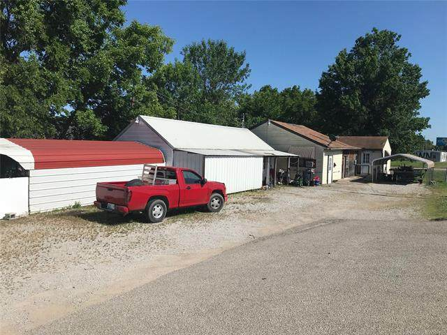 420 N Osage Avenue, Dewey, OK 74029 (MLS #2020075) :: Active Real Estate