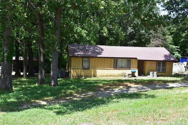 2031 Tarkington Street, Tahlequah, OK 74464 (MLS #2020319) :: Hopper Group at RE/MAX Results