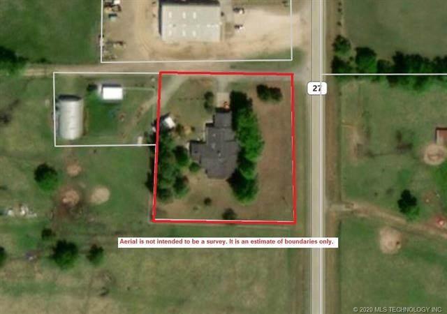 111099 Highway 27 Highway, Okemah, OK 74859 (MLS #2020425) :: Active Real Estate
