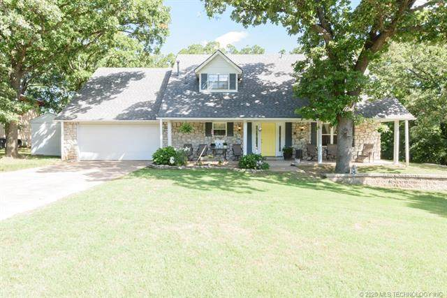 223 E 116th Court, Jenks, OK 74037 (MLS #2020484) :: Hopper Group at RE/MAX Results