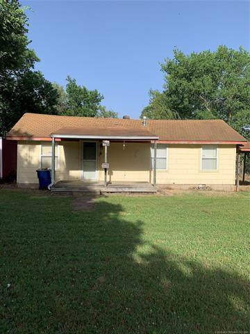 1026 S Tinker Avenue, Hominy, OK 74035 (MLS #2020499) :: Active Real Estate