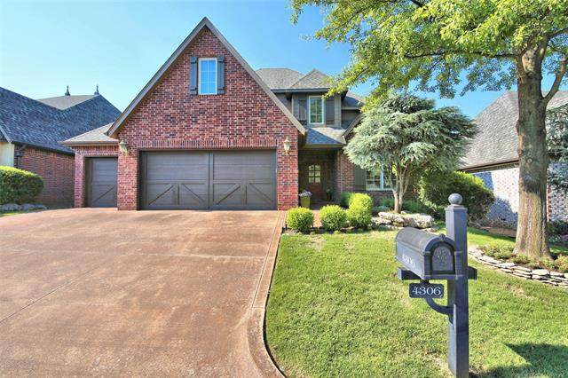 4306 E 93rd Place, Tulsa, OK 74133 (MLS #2020509) :: Active Real Estate