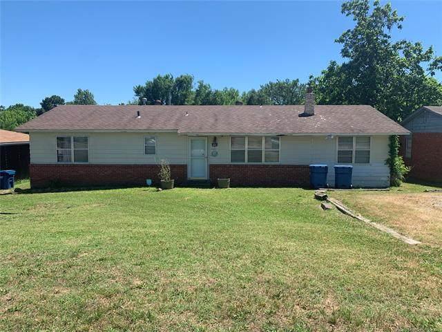 324 E Polk Avenue, Mcalester, OK 74501 (MLS #2020662) :: 918HomeTeam - KW Realty Preferred